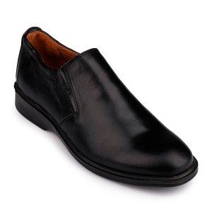 Туфли Черные Кожа - код 16228