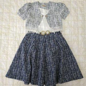 Двойка: платье+ балеро - код 16341
