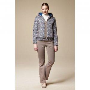 женская куртка непромокаемая дутая - код 16598