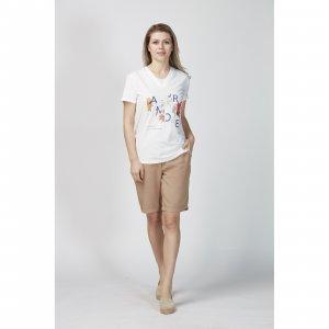 женский костюм с шортами - код 16876