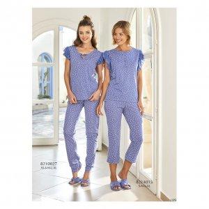 Jenskaya viskoznaya pijama - код 17140