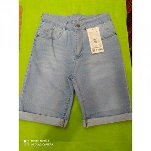Шорты джинсовые - код 20268