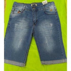 Шорты джинсовые - код 23279
