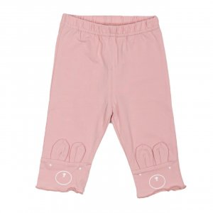 Лосины Розовые ХБ - код 24785