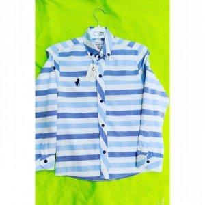 Рубашки для мальчиков - код 26501