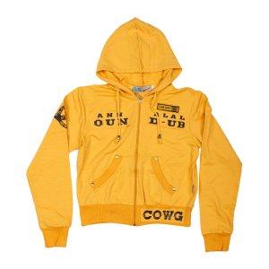 Ветровка Желтая ХБ Турция - код 27017