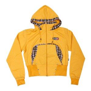 Ветровка Желтая ХБ Турция - код 27020