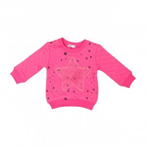 Кофта Розовая Хлопок Турция - код 27334