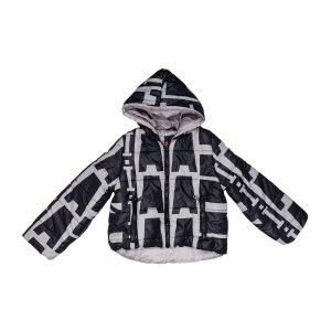 Куртка Серая Плащевка - код 27439