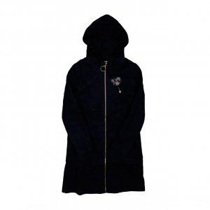 Zimnee palto sinee kashemir turtsiya - код 27977