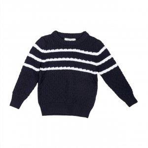 Detskiy sviter siniy tekstil turtsiya - код 28159
