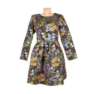 Платье Женское Жаккард - код 32784