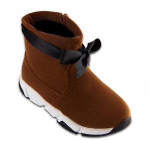 Ботинки Коричневые Нубук