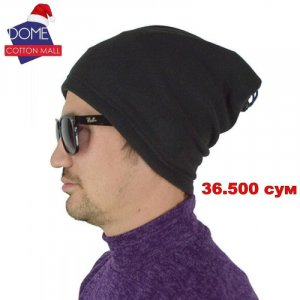 Многофункциональная шапка