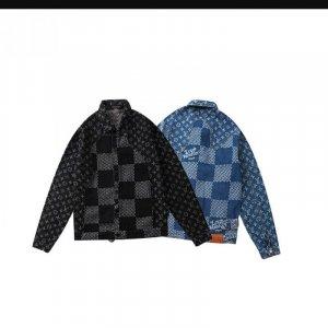 Джинсовая куртка LV