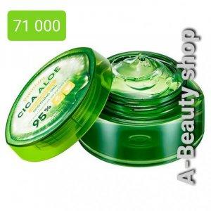 Универсальный гель с алоэ и центеллой Missha Premium Cica Aloe Soothing Gel 95%